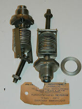 LOT 2 ancien PURGEUR OUTILS old tool ? vis screw