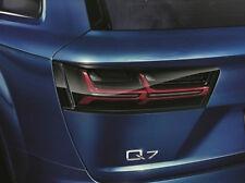 Audi Q7 Typ 4M original LED blackline Rückleuchten Heckleuchten Leuchten getönt