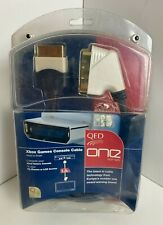 XBOX ORIGINAL CONSOLE CABLE - QED 1.5 METER