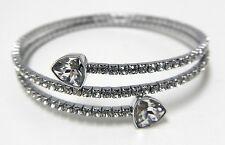 Twisty Triangle Bangle Crystal Bracelet 2014 Swarovski Jewelry #5086031