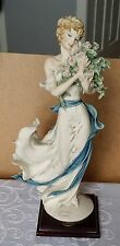 Grand CAPODIMONTE, Florence, Giuseppe Armani SOCIETY MEMBERS Figure-Belle