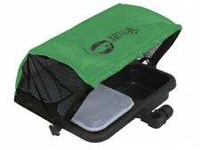 Sensas Bait Waiter / Side Tray hooded  with 2 tubs 02953