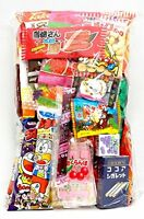 NEW Assorted Japanese Junk Food Snack Dagashi 34 Packs of 27 Types Free P&P JP