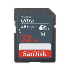 Tarjetas de memoria SanDisk SDHC para cámaras de vídeo y fotográficas