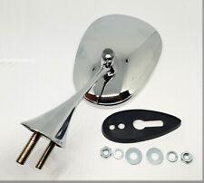 VOLKSWAGEN BEETLE 1950-1960 - Exterior rearwiew chromed mirror