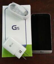 LG G5 H820 32GB Titan/Gray GSM Global Unlocked (AT&T). Fair