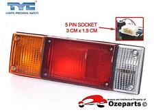 LH Left Tail Light Lamp For Nissan Navara D21 D22 D40 D23 NP300 Tray Cab