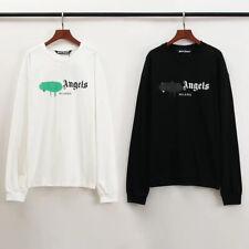 Palm Angels Hoodie Sweatshirt Pullover Lange Ärmel Kapuzenpullover Mantel jacke