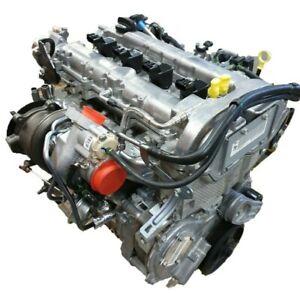 A20NFT A20NHT 2.0T Motor Astra, Insignia, Saab 9-3 9-5 NEU mit Turbolader