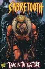 Sabretooth: Homicidal Tendencies GN NM 1998 Marvel Comic Book