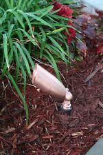 12V Low Voltage Outdoor Landscape Yard Garden Copper Spot Light