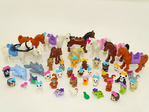 Genuine Lego Friends Animals Horses Cats Dogs - 40 to Choose from NEW ONES ADDED