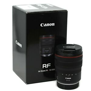 Canon RF 14-35mm f/4L IS USM - UK NEXT DAY DELIVERY