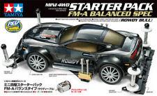 TAMIYA 1:32 MINI 4WD STARTER PACK FM-A BALANCED SPEC ROWDY BULL ART. 18710