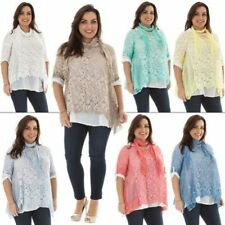 Women's 100% Cotton Floral 3/4 Sleeve Sleeve Casual Tops & Blouses