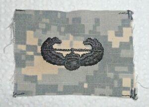 US Army ACU Digital Camo Uniform Air Assault Badge Sew On Patch