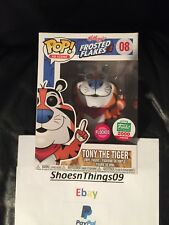 Funko POP! Tony the Tiger Flocked 12 Days of Christmas #08 2000 Made