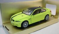 BMW M3 Coupe Satin Paint 2018 , Classic Metal Model Car, Motormax 1/24