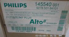 25-Pack Philips 145540 001 9278 501 84101 F17T8 TL841 Plus Alto II Lamps
