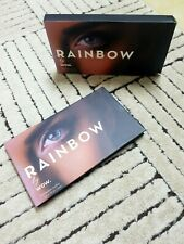 RAINBOW by WOW New Amazing Color 18 in 1  Eye shadow Palette NOT SO NEUTRAL