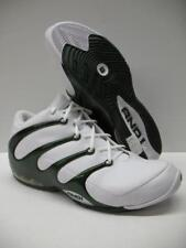 AND1 18225 Rekanize Mid-Top Stable Basketball Shoes Sneakers White Green Mens 15