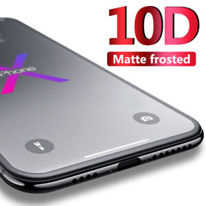 Softs Hydrogel Frosted Full Coverage Screen Protector Matte Film For Cellphone