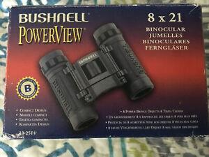 Bushnell PowerView 13-2514 Binoculars