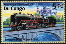 Orient Express (Istanbul) Turkey Railways/TCDD Class 56 2-10-0 Train Stamp