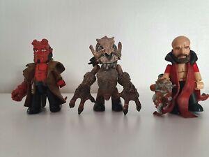 Hellboy Figures Mezco / Mez-Itz