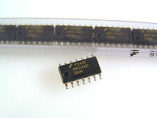 Fairchild MM74HC04M Hex Inverter 14 Pin Soic 5 piezas OMA014