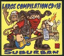 SUBURBAN 18 PROMO CD EXODUS AGNOSTIC FRONT DARKTHRONE OPETH KINGFISHER SKY