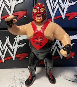 wwf hasbro  Custom wrestling figure Vader