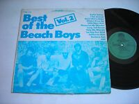Best of the Beach Boys Vol. 2 1967 Stereo Import LP VG++