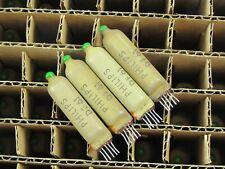 5x DF61 = DF61N = CV2371 Philips Röhre tube Batterieröhre FUG SEM FUNK NOS NEW