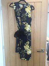 Warehouse Formal Dress Size Uk 12 Floral