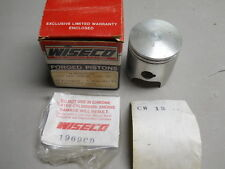 Honda NOS CR80 R, B, Wiseco Piston and Rings, 0.020 o/s, 50 mm, # 450P2    v.