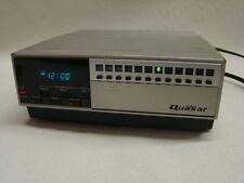 Quasar VP5430WQ Video Cassette TUNER (VHS) Tuner