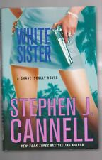 WHITE SISTER-LATE TV/FILM WRITER STEPHEN J CANNELL SIGNED 1-VERY GOOD CONDITION