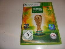 XBox 360  FIFA Fussball - Weltmeisterschaft Brasilien 2014 - [Xbox 360]