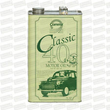 Comma Classic Motor Engine Oil 40 SAE 40 API SA Traditional 4-stroke CLA405L