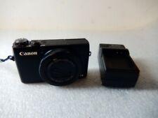 Canon PowerShot G7 X 20.2MP Digital Camera with 24-100 mm Lens - Black