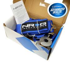 NRG Seat Belt Harness 5 Point Cam Lock Blue SBH-R6PCBL