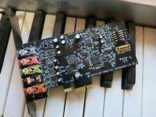 Mint Creative Sound Blaster Audigy FX PCIe 5.1 soundblaster sb1570 PC Sound Card