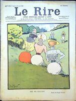 Le RIRE N° 250 du 19 Août 1899