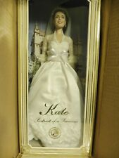 "KATE MIDDLETON  ""Portrait of a Princess""    Franklin Mint  Limited Edition  Doll"