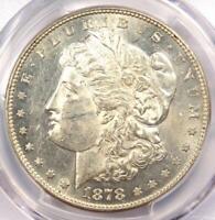1878 VAM-9 1st Die Pair Morgan Silver Dollar $1 - PCGS AU Details - Near MS UNC!