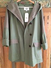Jacke Parka Mantel von NOA NOA, Gr. XS, 36, 38 grün, olivgrün, NEU mit Etikett!!