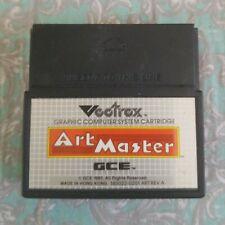 Art Master - Vectrex Game Cartridge