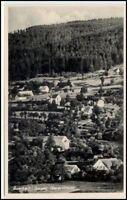 QUERBACH Przecznica Mirsk Schlesien Isergebirge AK~1940 Polen Vintage Postcard