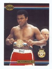 MUHAMMAD ALI - Boxing Trading Card - 1991 Ringlords